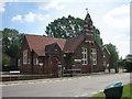 TF9015 : Beeston Primary School, Dereham Road by Zorba the Geek