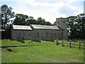 TF9320 : St Margaret's, Stanfield from the north by Zorba the Geek