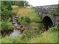 NY5280 : Smithy Gill joins Bailey Water by Rose and Trev Clough