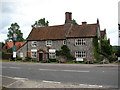 TG2436 : Hotel on A149, Thorpe Market by Evelyn Simak