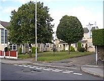 SE1527 : Barraclough Square, Wyke by Humphrey Bolton