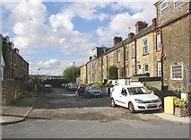 SE1527 : Pyrah Street, off Wilson Road, Wyke by Humphrey Bolton