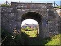 NO5000 : Railway Bridge and Ardross Cottages by Sandy Gemmill