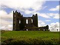 V4479 : Ballycarbury Castle by Linda Bailey