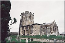 SY5697 : Toller Porcorum: parish church of St. Peter & St. Andrew by Chris Downer