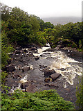 V9180 : Galway's River by Linda Bailey