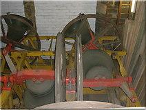 SE3694 : Church Bells ringing at All Saints' Church by Martin Kirk