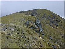 NH1462 : The summit of Fionn Bheinn by Nigel Brown