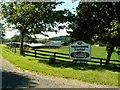 NY5558 : Entrance to Tarnside Farm by Rose and Trev Clough