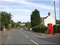 SE1926 : Drub Lane, Gomersal by Humphrey Bolton