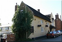 SP7896 : The Bewicke Arms Inn by Mat Fascione
