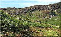 SH7123 : The Nant Las valley by Eric Jones