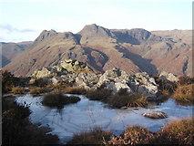 NY3004 : Near summit of Lingmoor Fell by Andrew Hill