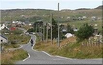 NB2133 : Callanish Village by Bob Embleton