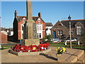SD1780 : War memorial, Millom by Andrew Hill