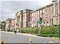 SE2636 : James Graham Building & Library - Beckett's Park - Leeds Metropolitan University by Betty Longbottom