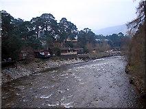 NN8765 : River Tilt by John Lucas