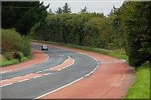 J3655 : The Belfast road near Ballynahinch (1) by Albert Bridge