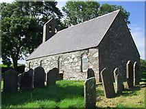 SC3278 : Church of Saint Runius, Marown by Adie Jackson