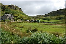 NM8617 : Corrylorn Farm by Colin Chambers