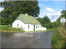O1061 : Cottage at Fourknocks, Co. Meath by Kieran Campbell