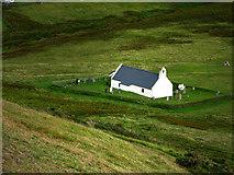 SN1952 : Mwnt church by Chris Gunns