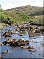 NS3063 : River Calder, Muirshiel Country Park by wfmillar