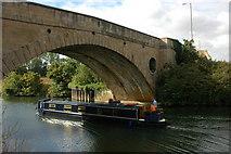 ST7165 : New Bridge over the River Avon by Philip Halling