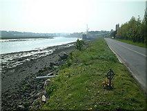 O1175 : River Boyne below Drogheda by Kieran Campbell
