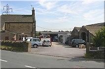 SE1926 : Owlett Hall Farm, Drub Lane, Gomersal by Humphrey Bolton
