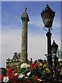 NZ2464 : Earl Grey Monument, Newcastle Upon Tyne by wfmillar