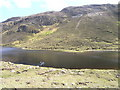 G5788 : Kiltyfanned Lough by Mick Borroff