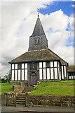 SJ8567 : Marton Church by Richard Styles