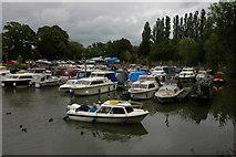 ST6668 : Port Avon Marina by Philip Halling