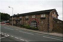 SD8632 : Thornton Arms, Burnley by Dr Neil Clifton