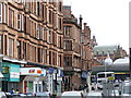 NS5666 : Dumbarton Road by Thomas Nugent
