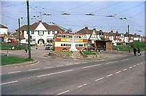 TQ7254 : British Trolleybuses - Maidstone by Alan Murray-Rust