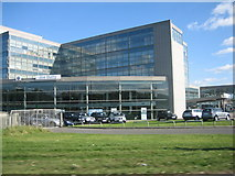 O1240 : Joe Duffy Motor Showroom and Offices, Finglas by Harold Strong