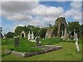 O1369 : Medieval parish church, Moorechurch by Kieran Campbell