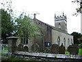 NY1525 : The Parish Church of St Cuthbert, Lorton by Alexander P Kapp