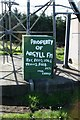 NR6218 : Property of Argyll FM by Steve Partridge