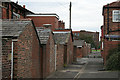 SJ8993 : The back of Houldsworth Street by Alan Murray-Rust