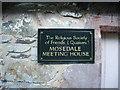 NY3532 : Sign by Alexander P Kapp