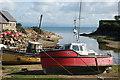 SH3128 : Hen Gychod Abersoch Old Boats by Alan Fryer