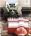 NS2677 : Church gargoyle by Thomas Nugent