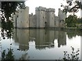 TQ7825 : Bodiam: the castle by Chris Downer