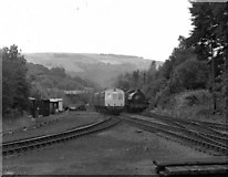 NZ8205 : Junction at Grosmont, Yorkshire by Dr Neil Clifton