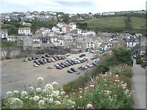 SW9980 : Port Isaac by Trevor Rickard