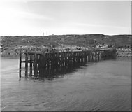 NM2256 : Coll pier by Dr Neil Clifton