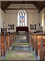 TG3626 : St Peter's church - view east by Evelyn Simak